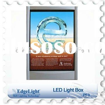 PF3-A4 Led Slim Light Box acrylic light box