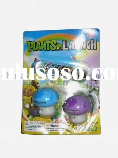 Plants vs Zombies toys, fungus plants launch, promotional gifts