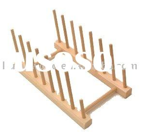 Plate Racks, Kitchen Wooden Racks