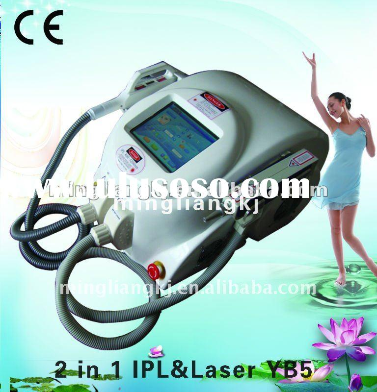 Portable IPL laser hair removal machine With tattoo removal