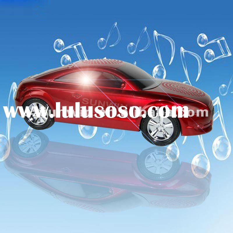 Portable Mini Music Car Mp3 Music Player