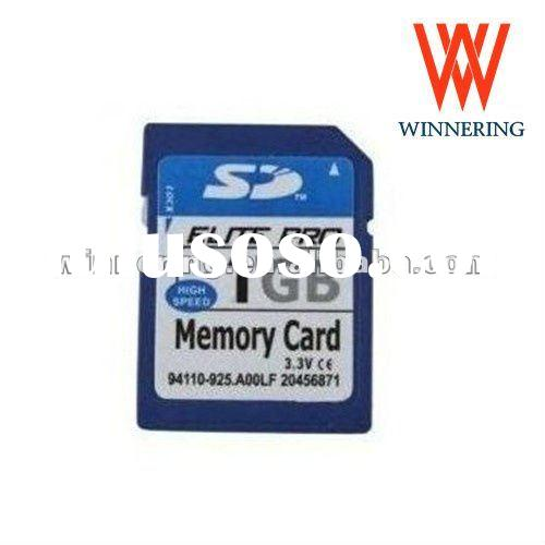 Promotiona sd memory card plastic case