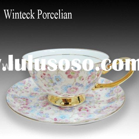 Promotional Item Crockery Tea Cup and Saucer Set