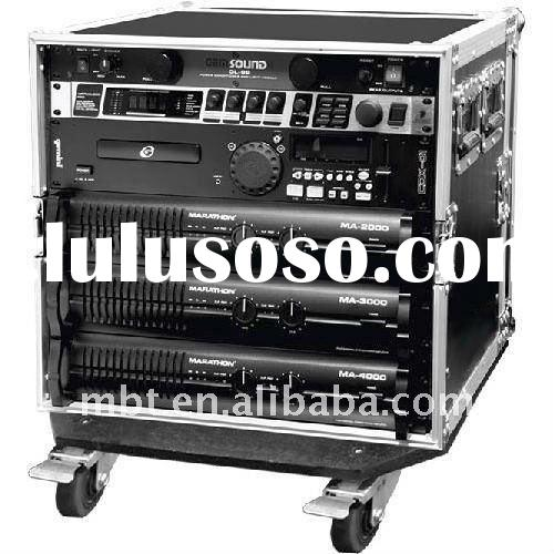 RK 10U Spaces Rack Cases For Amplifier