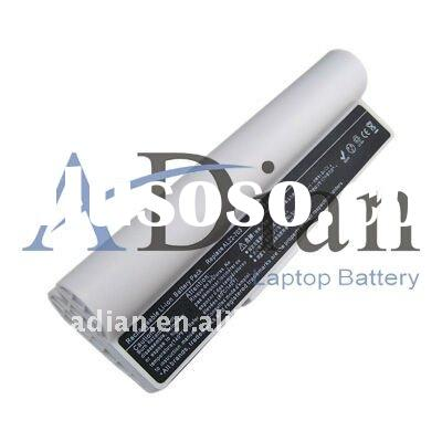 Replacement Rechargeable laptop battery AL22-703 for Eee PC 701SD 900A series