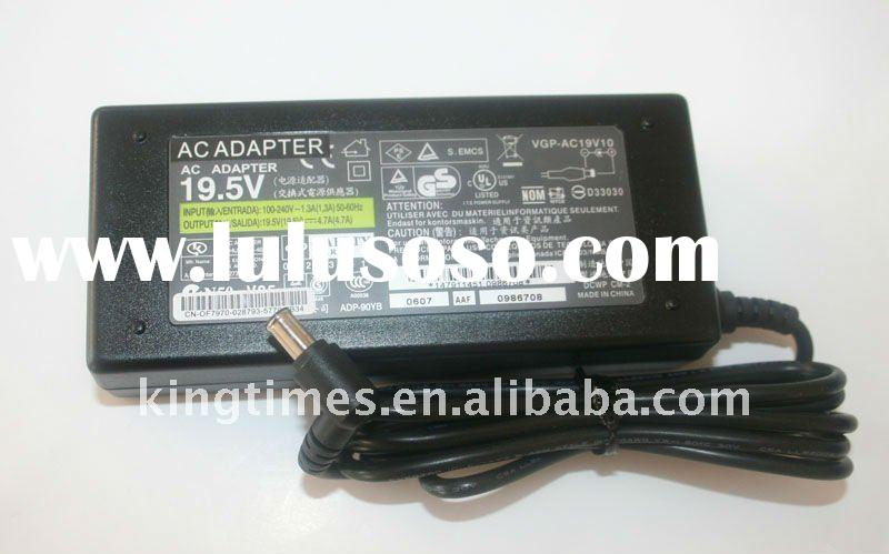 Sell brand new and original 19.5V 4.7A laptop power supply plug size 6.5/4.4mm