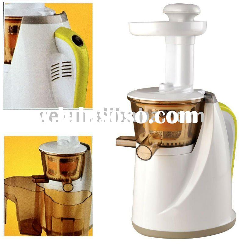 Slow Juicer China : New Item Slow Juicer as seen on Tv JT-2010 (patent) for ...