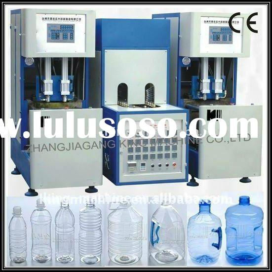 Small Capacity Plastic Bottle Blowing Machine