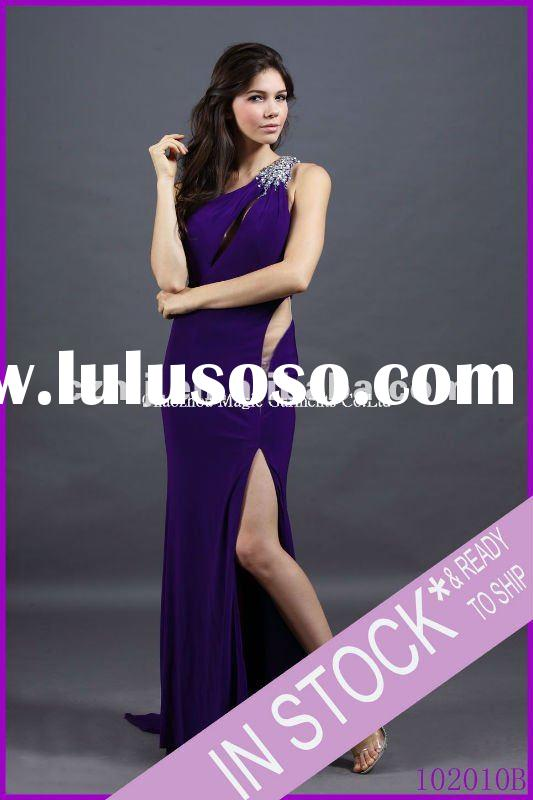 Spring 2012 new arrival jersey junior prom dresses