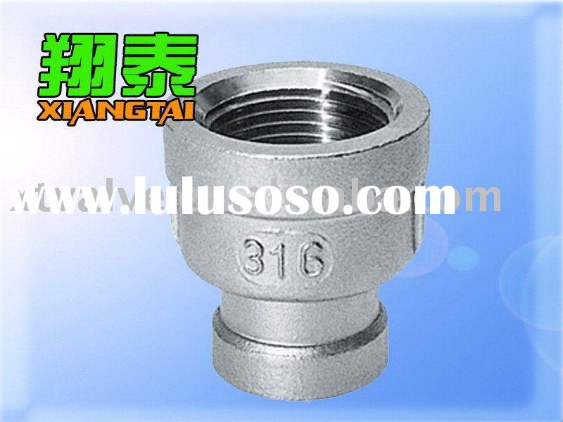 Stainless Steel Reducer Socket ,Female Threaded
