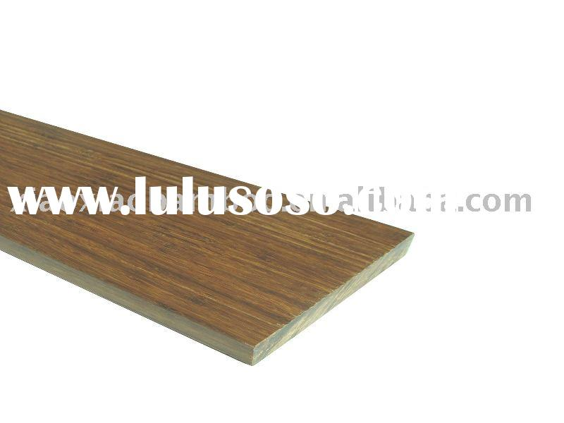 Strand Woven Bamboo Outdoor Decking