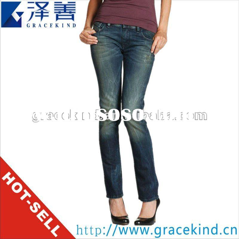 The New Arrive Brands Skinny Woman Jeans (GKW-026)