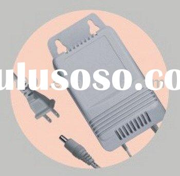 Turn 220V ac to 12V dc linear regulated power supply(Wall type)