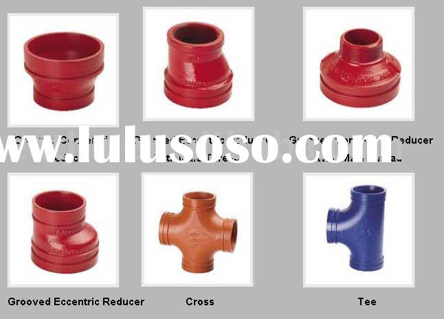 Ductile iron pvc pipe fittings for sale price china