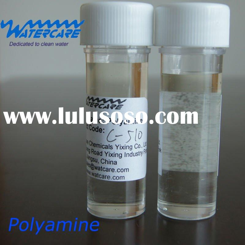 Ultra low-cost water treatment 50% polyamine