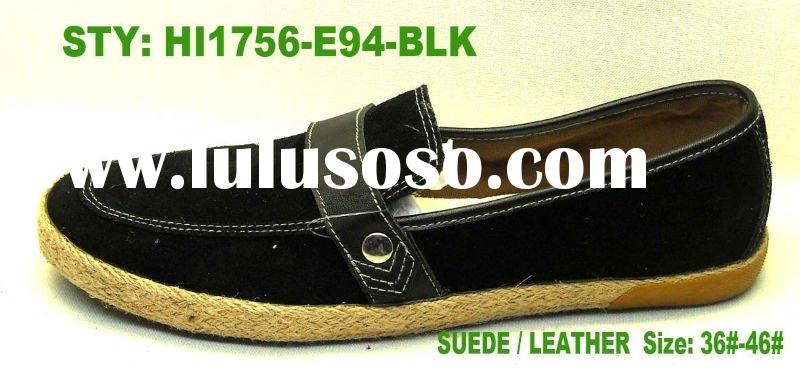 Unique & Fashion vulcanized leather casual shoes