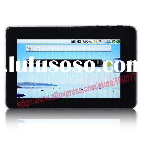 Upad ZT-180 Google Android 2.2 7 inch 256mb Dual core 1GHZ Tablet PC with camera