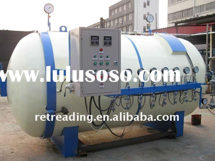 Used Tyre Retreading Machine-[6 Tires]Curing Chamber