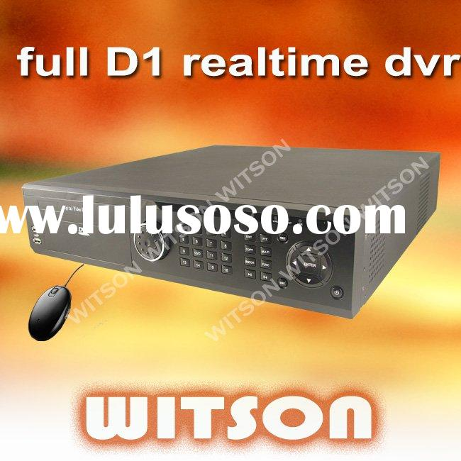 WITSON 16CH Full D1 Real Time CCTV DVR Recorder W3-D9016A