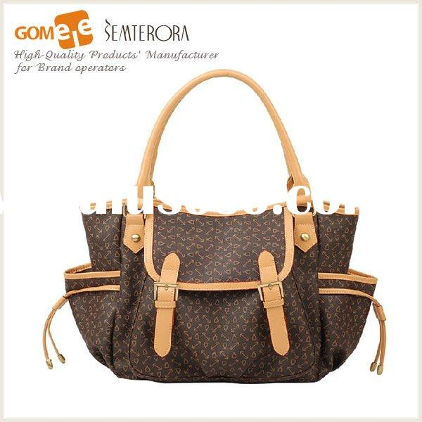 Western Fashion Designer,Ladies Leather Handbag