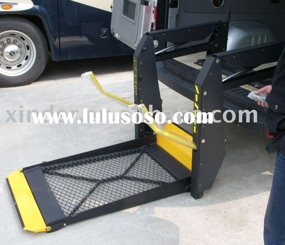 Hydraulic Lifts For Vans : Hydraulic wheelchair lift for van sale price