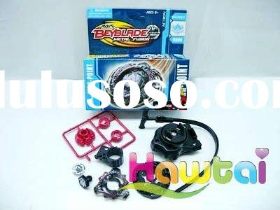 Wholesale beyblade latest second generation metal & plastic top toys