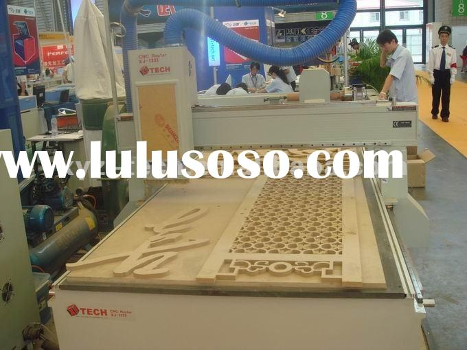 XJ1212 Wood CNC Router /Wood Cutting Machine 3D