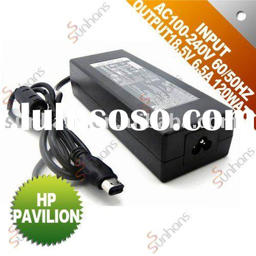 ac adapter, 18.5V 6.5A 120W NEW AC AdapterPower Supply for HP ZV6000