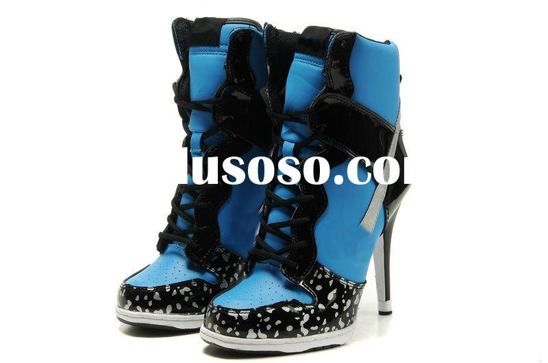 accept paypal,hot selling wholesale 2011 women high heel shoes