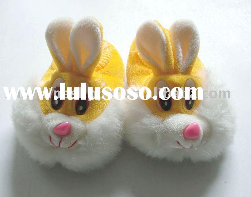 animal indoor slippers