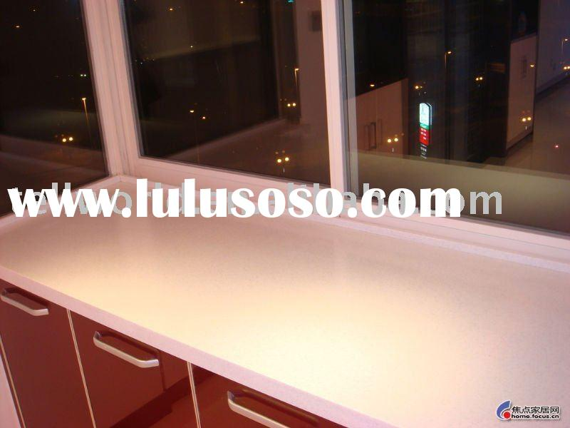 artificial marble stone window sill countertop solid surface acrylic sheets