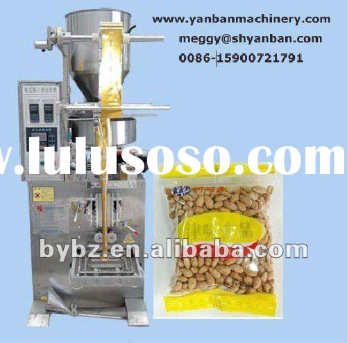 automatic fish food packing machine