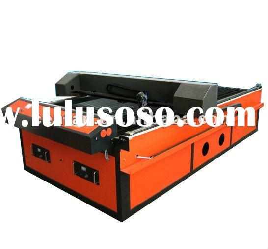 ballbolls worktable for engraving glass laser machine