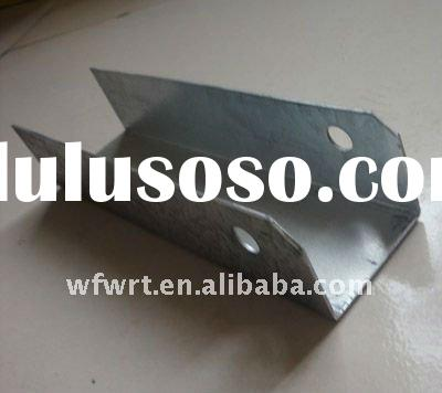 cold roll forming steel sectional Irregular shaped steel