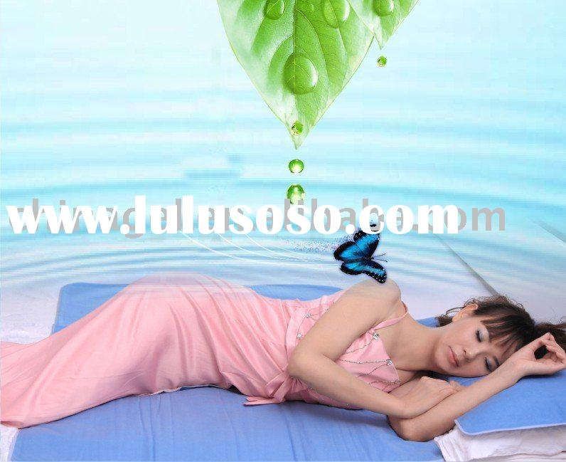 cooling gel pad and pillow gel ice bed gel ice pillow 1
