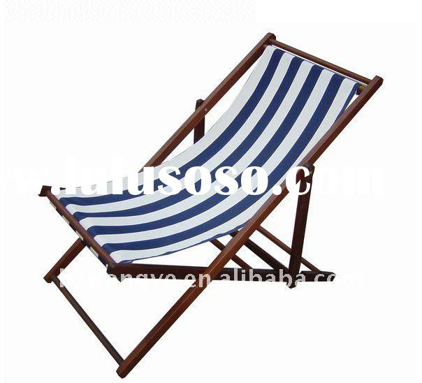 foldable wooden canvas beach chair foldable wooden canvas beach chair ...
