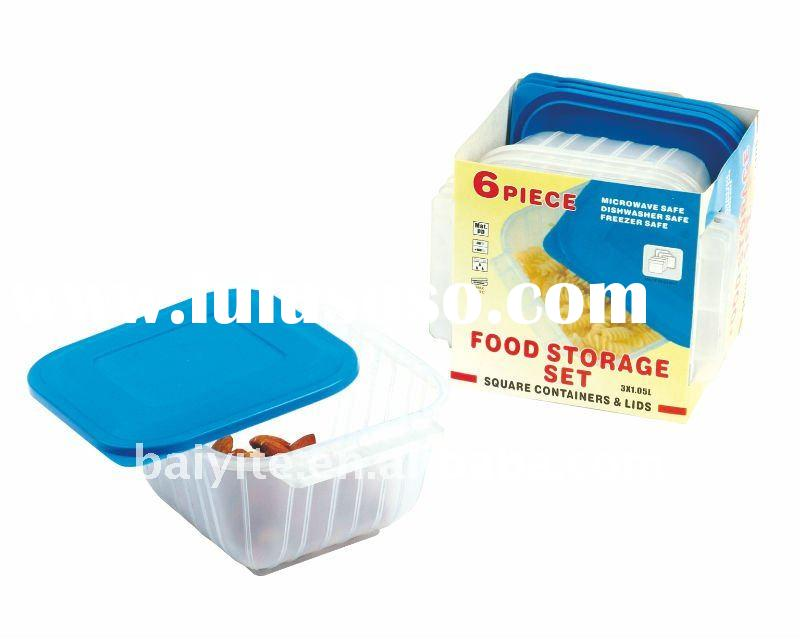 food storage lunch container candy box plastic container