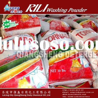 high foam washing powder to Dominican Repblic and OEM