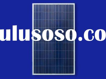 high used photovoltaic polycrystalline silicon 100W solar panel