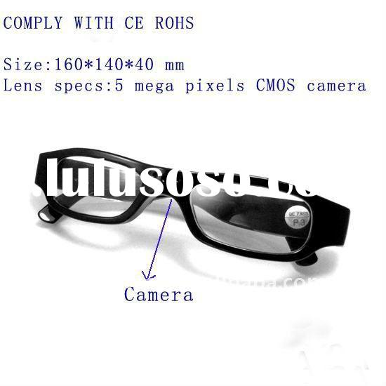hot sale camera eyewear,video glasses,camera glasses 720