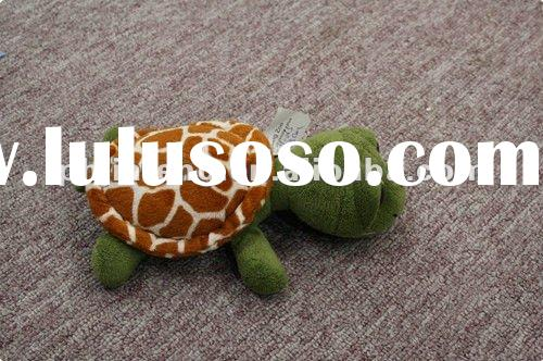 hot sale lovely stuffed plush turtle toy