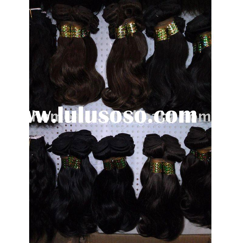 hot sale remy body wave hair weaving