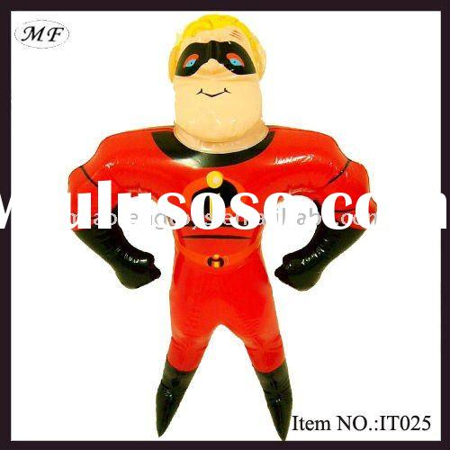inflatable climbing toy spy with environmental pvc material meeting the standard EN71,ASTM,
