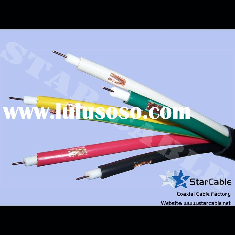 multi cable RG6&POWER WIRE Series