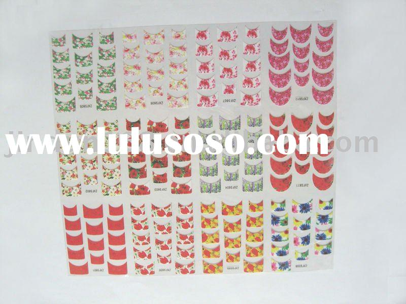 nail art flower sticker