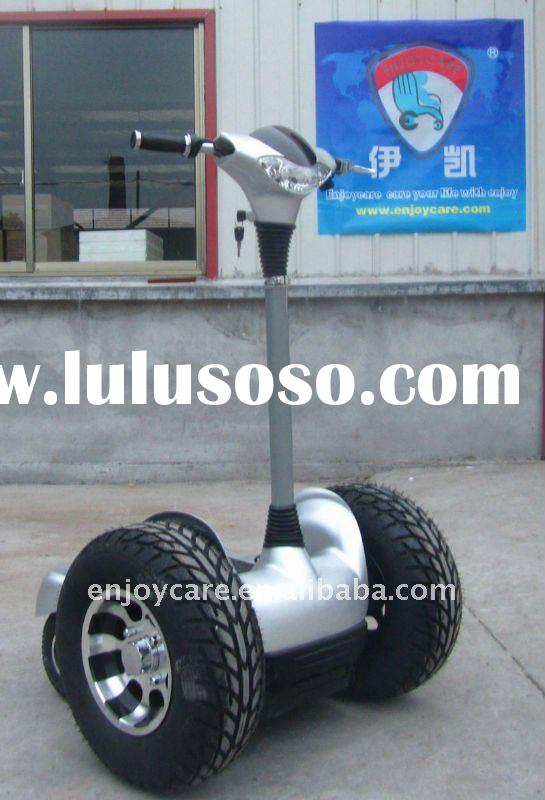 personal vehicle, electric scooter, 4 wheels