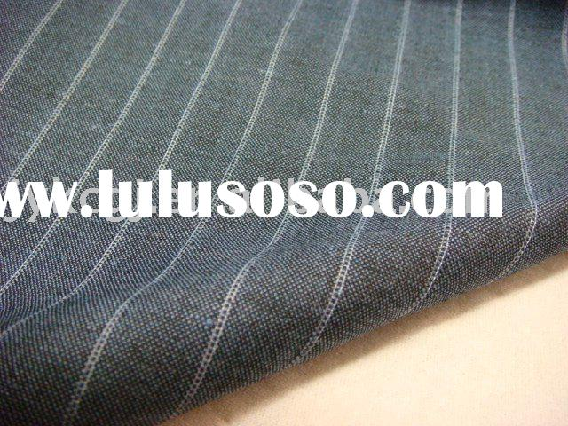 plain fabric for men's suit,wool worsted stock fabric