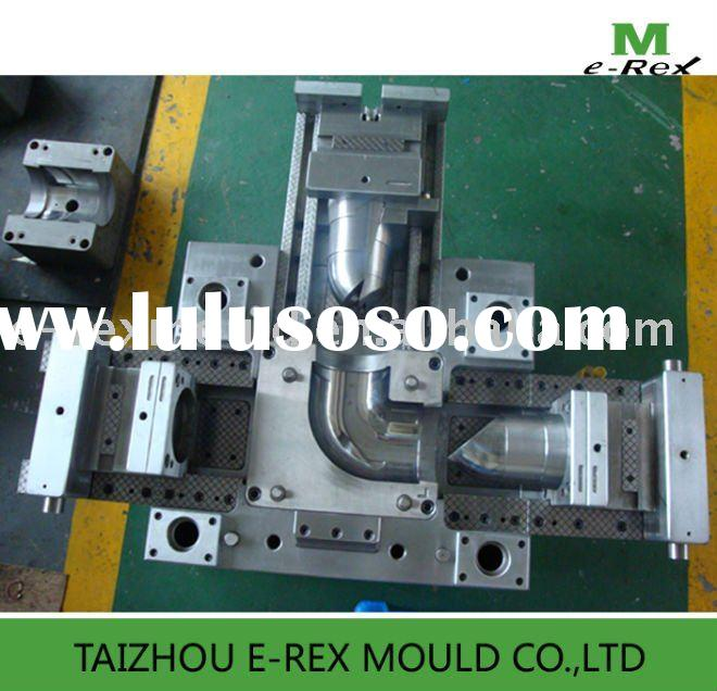 pvc drainage pipe fitting mould