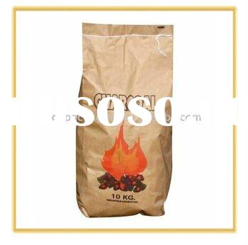 recyclable kraft paper bag for charcoal