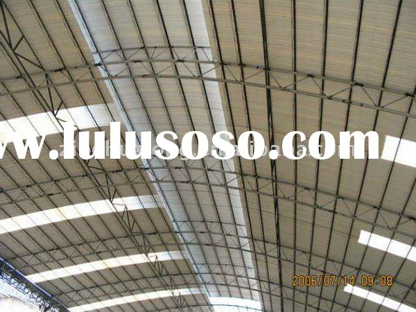 sky light pvc roof sheet